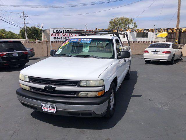 2001 Chevrolet Silverado 1500 in Arroyo Grande, CA 93420