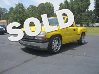 2001 Chevrolet Silverado 1500 LS Batesville, Mississippi