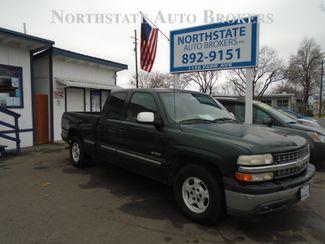 2001 Chevrolet Silverado 1500 LS Chico, CA