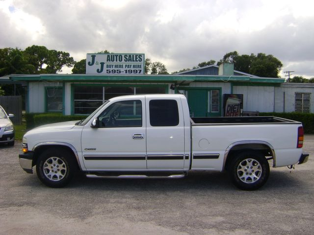 2001 Chevrolet SILVERADO EXT CAB LS