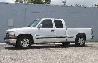 2001 Chevrolet Silverado 1500 LS Hollywood, Florida 21