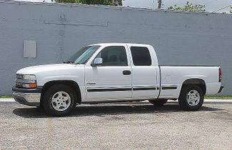 2001 Chevrolet Silverado 1500 LS Hollywood, Florida 34