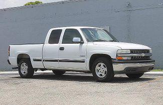 2001 Chevrolet Silverado 1500 LS Hollywood, Florida 20