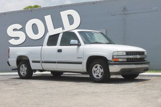 2001 Chevrolet Silverado 1500 LS Hollywood, Florida
