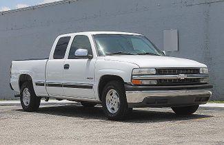 2001 Chevrolet Silverado 1500 LS Hollywood, Florida 1