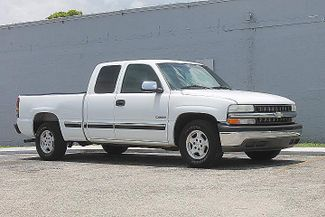 2001 Chevrolet Silverado 1500 LS Hollywood, Florida 43