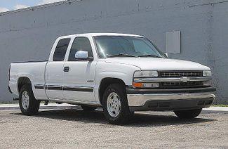 2001 Chevrolet Silverado 1500 LS Hollywood, Florida 44