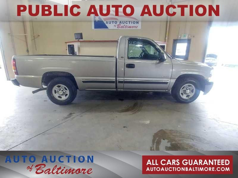 2001 Chevrolet Silverado 1500  | JOPPA, MD | Auto Auction of Baltimore  in JOPPA MD