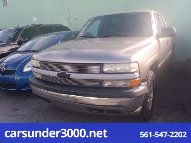 2001 Chevrolet Silverado 1500 Lake Worth , Florida