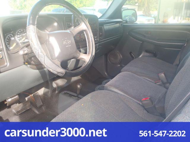 2001 Chevrolet Silverado 1500 Lake Worth , Florida 1