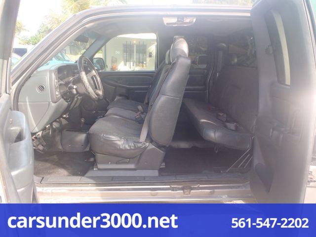 2001 Chevrolet Silverado 1500 Lake Worth , Florida 3