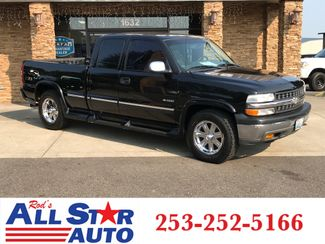 2001 Chevrolet Silverado 1500 LT 4WD in Puyallup Washington, 98371