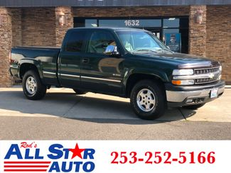 2001 Chevrolet Silverado 1500 LT in Puyallup Washington, 98371