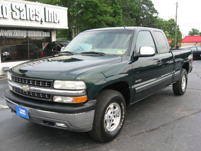 2001 Chevrolet Silverado 1500 LT Richmond, Virginia 1