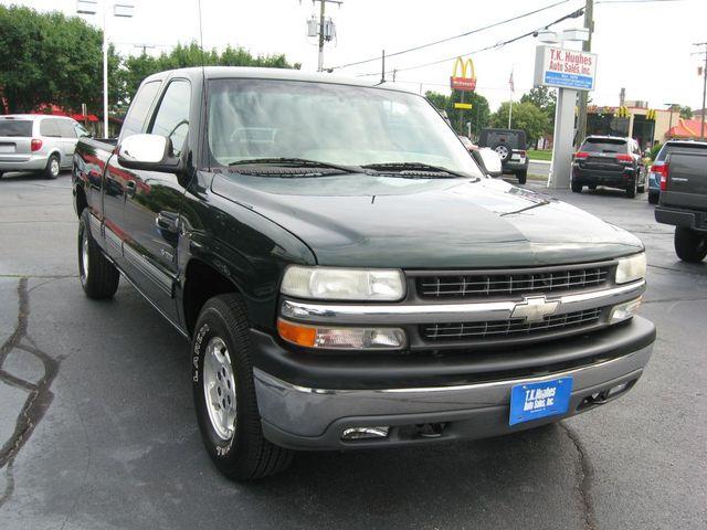 2001 Chevrolet Silverado 1500 LT Richmond, Virginia 3
