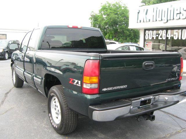 2001 Chevrolet Silverado 1500 LT Richmond, Virginia 7