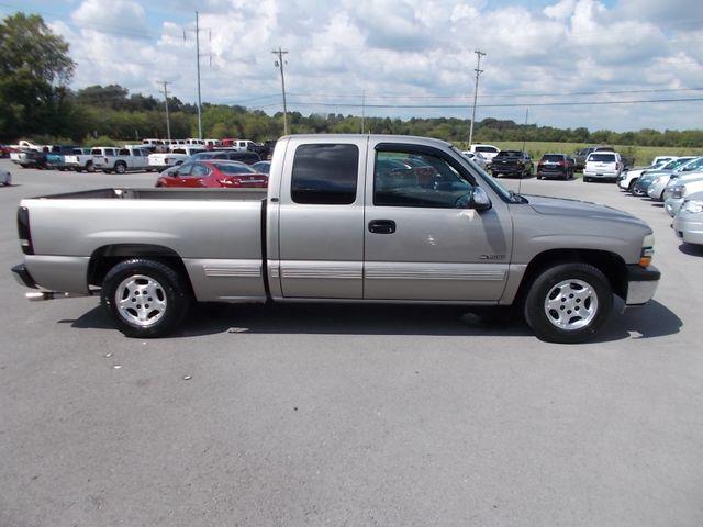 2001 Chevrolet Silverado 1500 LS Shelbyville, TN 10