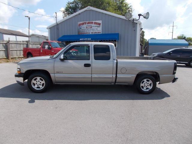 2001 Chevrolet Silverado 1500 LS Shelbyville, TN 2