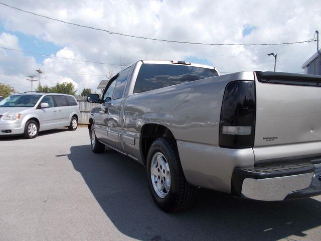 2001 Chevrolet Silverado 1500 LS Shelbyville, TN 3