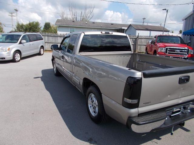 2001 Chevrolet Silverado 1500 LS Shelbyville, TN 4