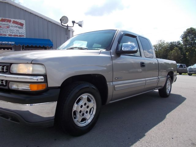2001 Chevrolet Silverado 1500 LS Shelbyville, TN 5