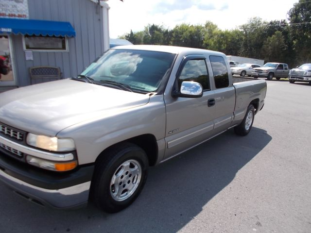 2001 Chevrolet Silverado 1500 LS Shelbyville, TN 6