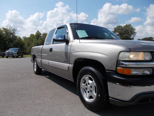 2001 Chevrolet Silverado 1500 LS Shelbyville, TN 8