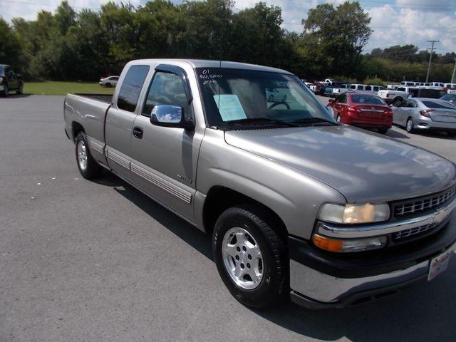 2001 Chevrolet Silverado 1500 LS Shelbyville, TN 9