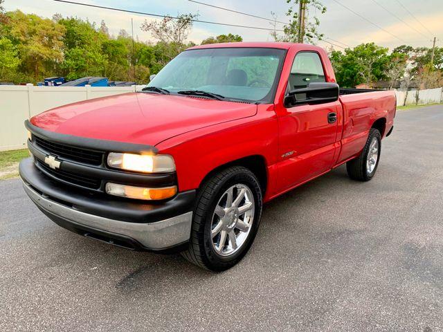 2001 Chevrolet Silverado 1500 Tampa, Florida 1