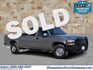 2001 Chevrolet Silverado 2500HD LS | Pleasanton, TX | Pleasanton Truck Company in Pleasanton TX