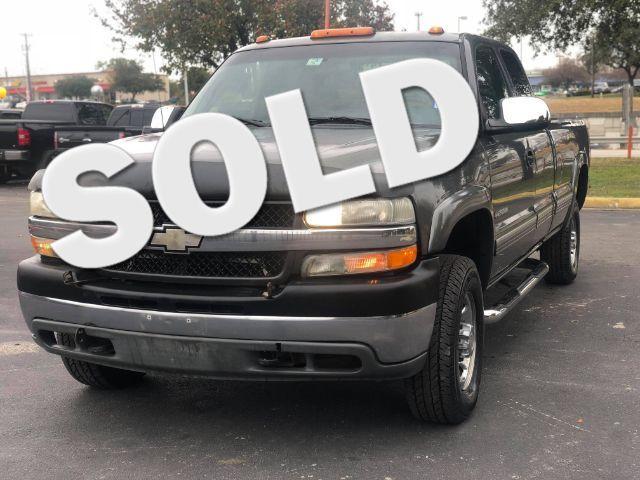 2001 Chevrolet Silverado 2500HD LS in San Antonio TX, 78233