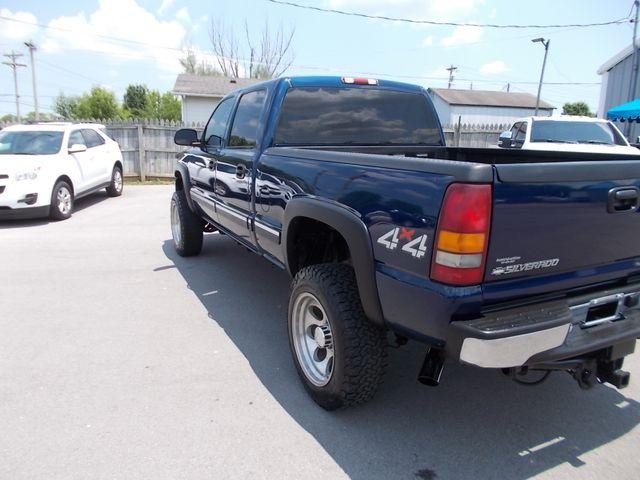 2001 Chevrolet Silverado 2500HD LS Shelbyville, TN 4
