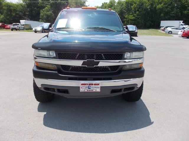 2001 Chevrolet Silverado 2500HD LS Shelbyville, TN 7