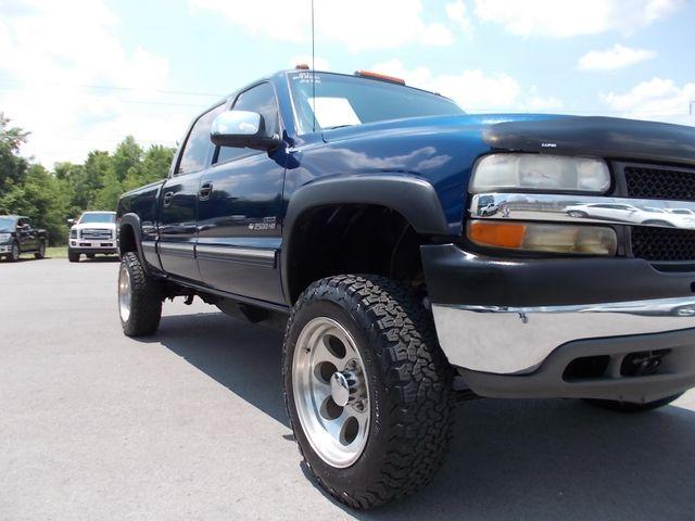 2001 Chevrolet Silverado 2500HD LS Shelbyville, TN 8