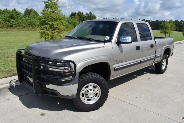 2001 Chevrolet Silverado 2500HD LS Walker, Louisiana 1
