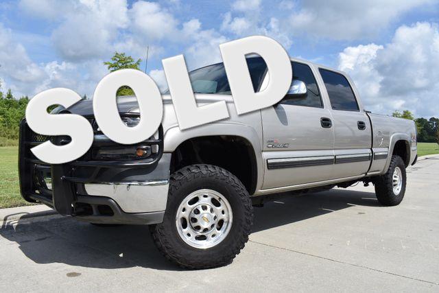 2001 Chevrolet Silverado 2500HD LS Walker, Louisiana