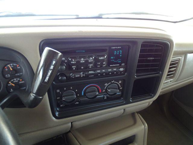 2001 Chevrolet Silverado 3500 LS Corpus Christi, Texas 36
