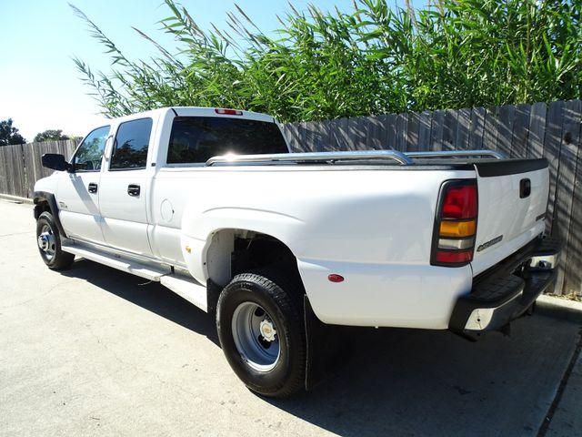 2001 Chevrolet Silverado 3500 LS Corpus Christi, Texas 2