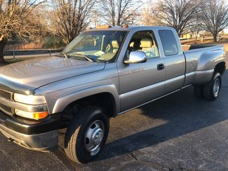 2001 Chevrolet-3 Owner  4x4 Turbo Diesel! Silverado 3500-CREW CAB! LT-CARMARTSOUTH.COM Knoxville, Tennessee 68