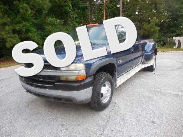 2001 Chevrolet Silverado 3500 LS Snellville , GA