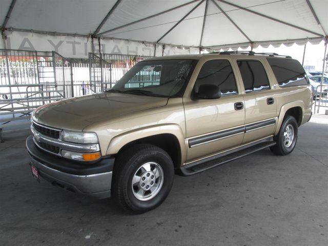 2001 Chevrolet Suburban LS Gardena, California