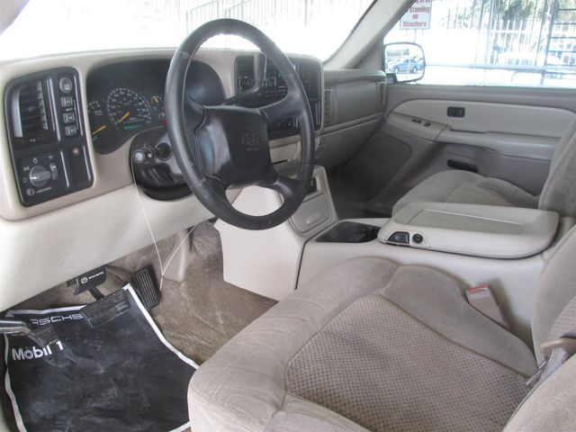 2001 Chevrolet Suburban LS Gardena, California 4