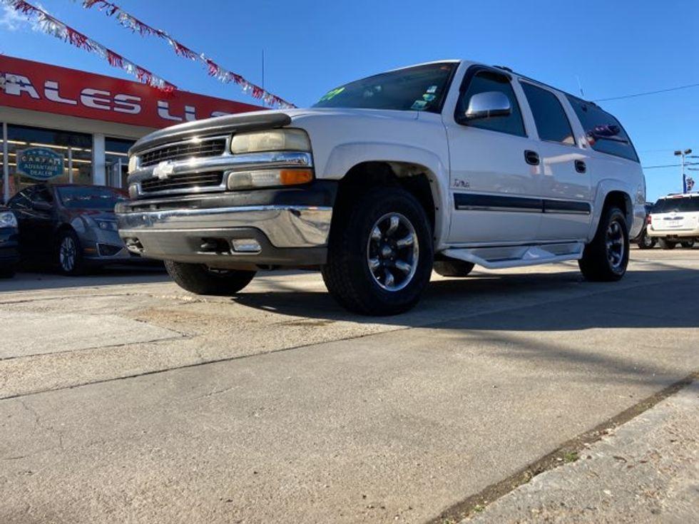 2001 Chevrolet Suburban 1500 Lt Thibodaux La Ta Auto Sales Llc