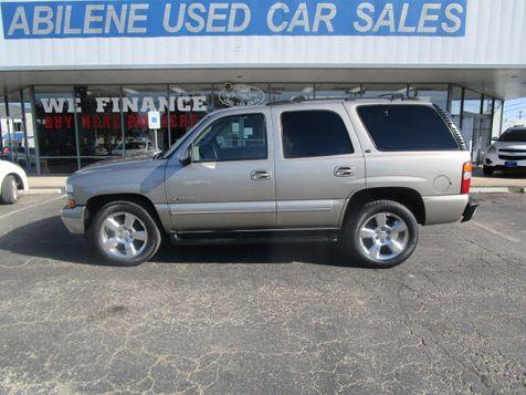 2001 Chevrolet Tahoe LT in Abilene, TX