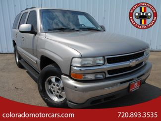 2001 Chevrolet Tahoe LT in Englewood, CO 80110