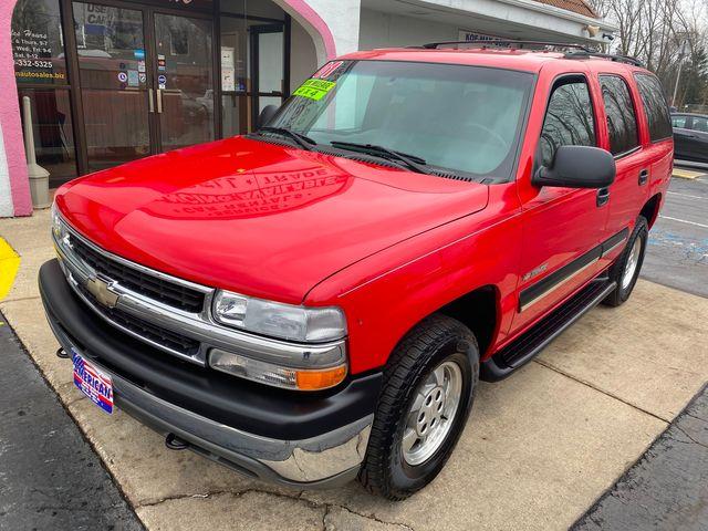 2001 Chevrolet Tahoe LS 4WD *SOLD