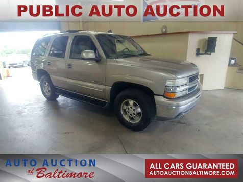 2001 Chevrolet Tahoe LT | JOPPA, MD | Auto Auction of Baltimore  in JOPPA, MD