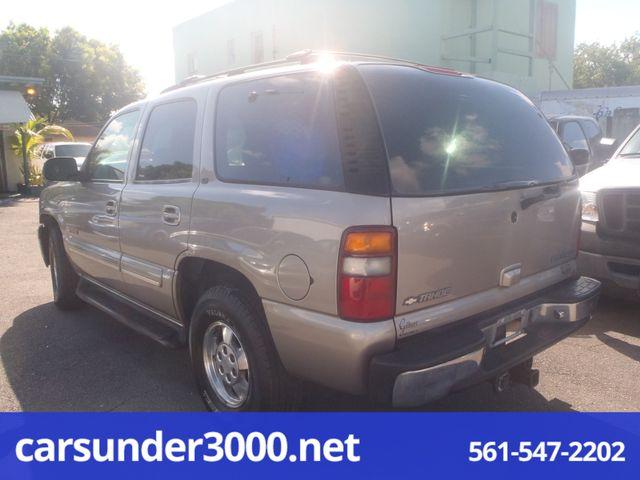 2001 Chevrolet Tahoe LT Lake Worth , Florida 1