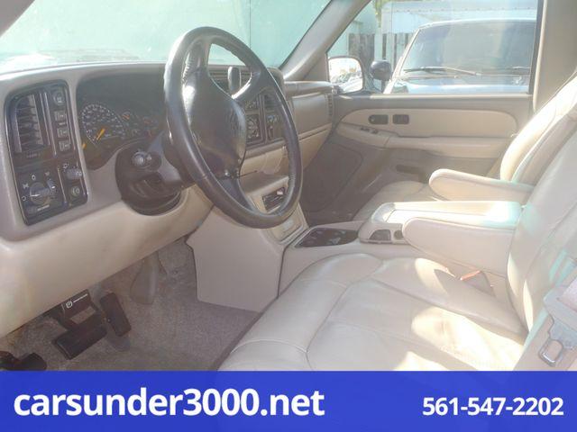 2001 Chevrolet Tahoe LT Lake Worth , Florida 4