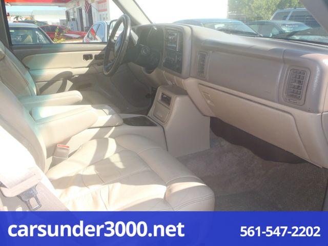 2001 Chevrolet Tahoe LT Lake Worth , Florida 5